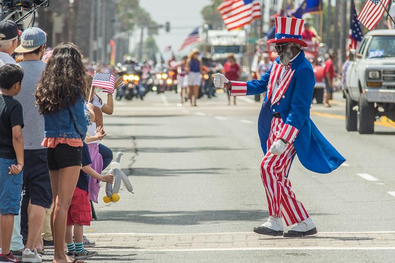Oceanside Parade 2016