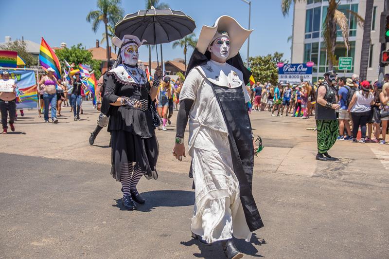 San Diego Pride Parade 2016
