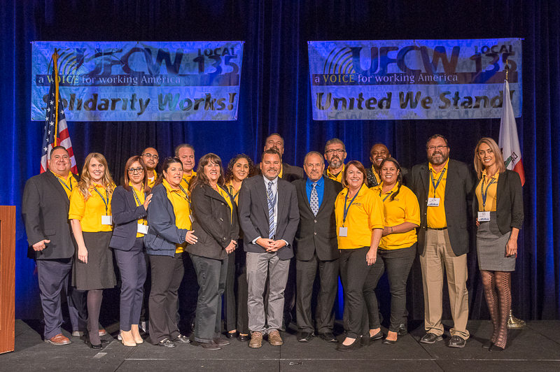 UFCW 135 Conference 2016