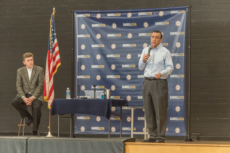 Issa Townhall Meeting – March 2017